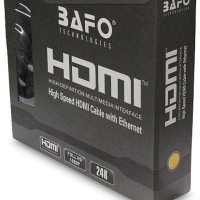 Kabel Hdmi Bafo 10M High Speed 10 Meter V1 4 Unik Murah