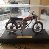 Hand made motor CB100