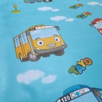 Wallpaper Dinding Uk.45Cm X 10Mtr - Kartun Tayo