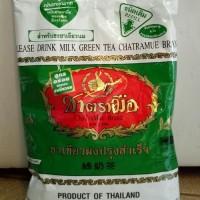 Terbaru Thai Tea Number One / Catramue Green Tea Terlaris