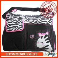 Tas Bayi Perlengkapan Anak Diaper Bag Besar Animals