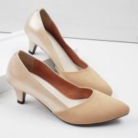 Guzzini MN 532 - Gold Sepatu Heels Casual