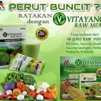 Vitayang Raw Meal Detox