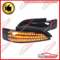 SIDE MIRROR LED - SPION LED - TOYOTA YARIS 2013-2019 - SEQUENTIAL LED