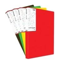 Dokumen Keeper / Clear Holder 40 Lembar Folio folder One