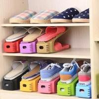 Shoes Organizer - Rak Penyimpan Sepatu Susun Rack tempat