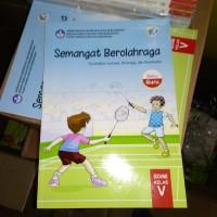 Buku Guru Semangat Berolahraga, PENJAS, PJOK kelas 5