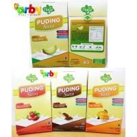 Nayz Puding Susu (Puding Bayi/Anak) - 200gr - Strawberry