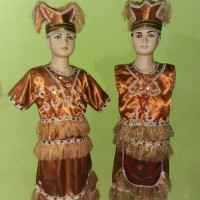 pakaian adat papua dewasa