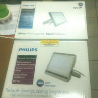 BVP 161 100W 100w PHILIPS Lampu Sorot LED Flood Light 100W 100w