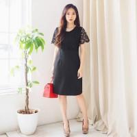 Baju Wanita OTRI BORCADE DRESS