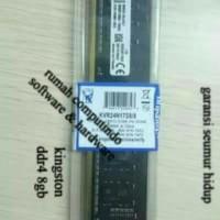 RAM PC DDR4 8GB PC4 19200 2400MHZ CL17 KINGSTON.BERGARANSI