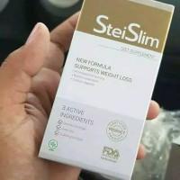 steislim asli obat pelangsing diet badan herbal ampuh stei slim stai