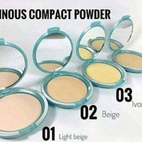 Wardah everyday luminous Compact powder