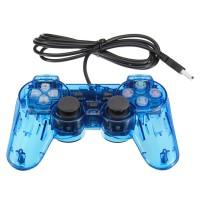 Pilihan 2Pcs Gamepad Retro TV USB Warna Biru untuk Console TV
