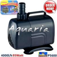 Aquila Water Pump P5600 Pompa Celup Akuarium & Kolam