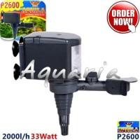 Aquila P2600 Pompa Air Aquarium Submersible Water Pump