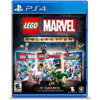 [PS4] Lego Marvel Collection