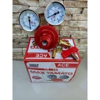 Regulator Las Acetylene Max Yamato YR-76+Regulator las Asetilen murah