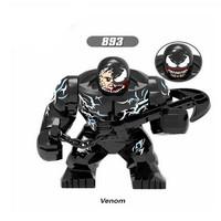 Venom Hulk Avengers Super Hero Marvel Big Minifigure Not Lego