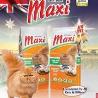 MAXI REPACK 500gr / makanan kucing / cat food .