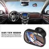 Promo KACA SPION DALAM MOBIL BABY REAR VIEW MIRROR Limited