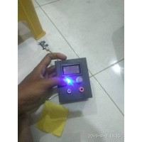 Alat tes sensor, motor, kipas, Clutch dan solenoid mesin fotocopy