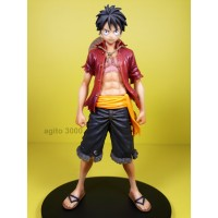 Action Figure One Piece Stampede Monkey D Luffy DXF Figure Vol 1 ORI