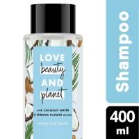 Love Beauty Planet Shampoo Coconut Water & Mimosa Flower 400ml
