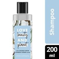 Love Beauty Planet Shampoo Coconut Water & Mimosa Flower 200ml