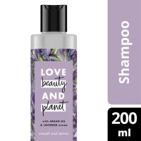 Love Beauty and Planet Shampoo Argan Oil Lavender 200Ml