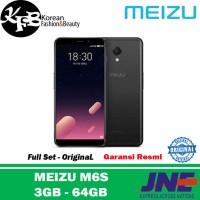 Hp Meizu M6s 64gb - original - garansi