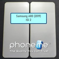 Samsung Galaxy A80 2019 - Isi 2 PhoneMe Full Cover Hydrogel