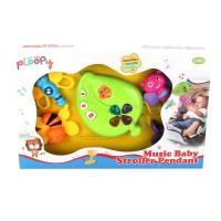 Ploopy- PP 21117- Baby Stroller Pendant