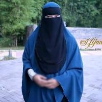 [Premium] Cadar bandana 2 layer sifon Arab