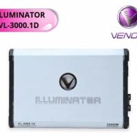 Monoblock VENOM VL 3000.1 D illuminator MONOBLOK VENOM ILLUMINATOR