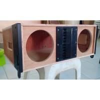 Jual Potongan bahan box speaker line array - MC8