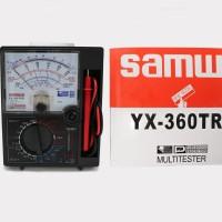 MULTITESTER / YX-360TRD SAMWA/SANWA BERKUALITAS