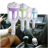 Car Humidifier Aromaterapi / Car Ionizer Pewangi Mobil