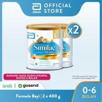 Similac Advance 1 400 g (0-6 bulan) Susu Formula Bayi - 2 klg