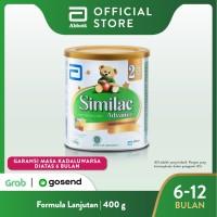 Similac Advance 2 400 g (6-12 bln) Susu Formula Bayi Lanjutan
