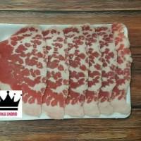 Wagyu Premium Beef Slice Mb 9 - Korean Grill Bbq Shabu Promo