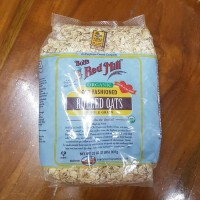 Old Fashioned Rolled Oats Organic Bob S Red Mill 907Gr Promo