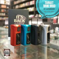 TARGET MINI II MOD ONLY AUTHENTIC BY VAPORESSO Limited