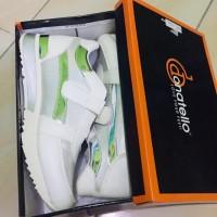 Donatello Sneakers White-Silver Preloved