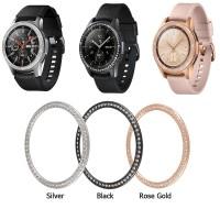 Bezel Ring model Rhinestones untuk samsung galaxy watch S4 42mm