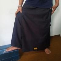 sarung celana wadimor hitam polos