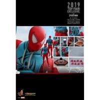 Hot Toys - Spider Man PS4 - Spiderman Scarlet Spider VGM34 Hottoys 1/6