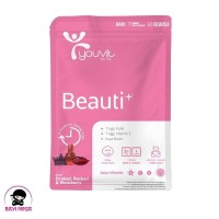 YOUVIT Beauti Plus Multivitamin Sachet isi 7 pcs