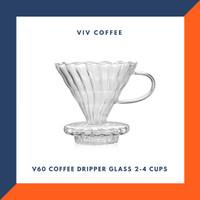 Saringan Kopi V60 Coffee Dripper Coffee Maker Pot / V60 Dripper